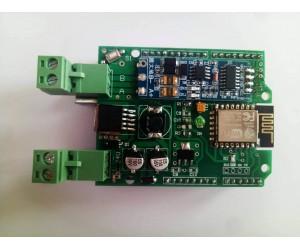 iNut - PLC Modbus RTU RS-485 8D